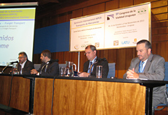 International Seminar Freight Transport - Montevideo 2013 - World Road Association