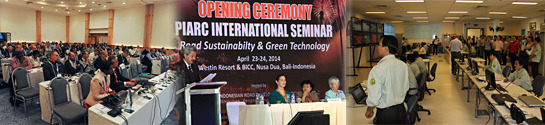 International Seminars 2014 - World Road Association