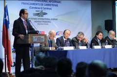 International Seminar Financing Highways & Roads in Santiago de Chile in July 2014 - World Road Association