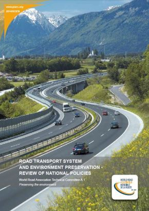 Road transport system and environment preservation - Review of national policies