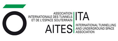 Logo Association internationale des tunnels et de l'espace souterrain