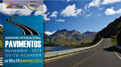 Road Pavements - Quito 2014 - World Road Association