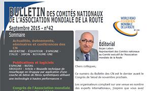 Bulletin des Comités nationaux