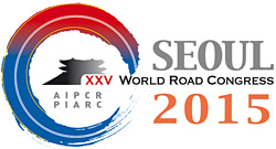2015 World Road Congress Logo - World Road Association