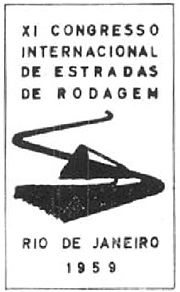 World Road Congress - Rio de Janeiro 1959 - World Road Association