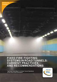 Sistemas fijos de extinción de incendios en túneles de carretera: sistemas actuales y recomendaciones