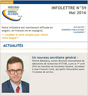 Newsletters - Abonnement