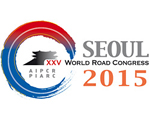 General Report of the XXVth World Road Congress Seoul 2015