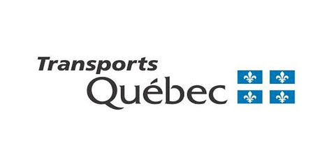 Logo of the Ministry of Transportation of Quebec