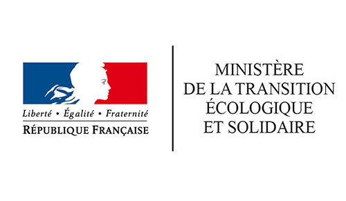 Logo of the Ministry for the Ecological and Solidary Transition