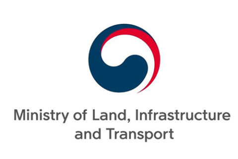 Logo of the Ministry of Land, Infrastructure and Transport
