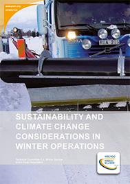 Consideraciones de Sostenibilidad al Cambio Climático en la Vialidad Invernal
