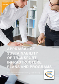Appraisal of Sustainability of Transport Infrastructure Plans and Programs