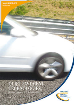 Quiet pavement technologies (2013) - PIARC