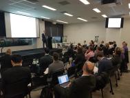 'Conectividad de última generación': En Australia se celebró una reunión de expertos internacionales