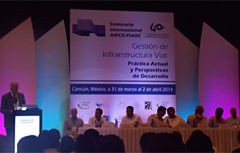 International Seminar Road Infrastructure Management in Cancun Mexico April 2014 - World Road Association