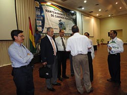 Seminar Santa Cruz de la Sierra Bolivia 2011, World Road Association - PIARC