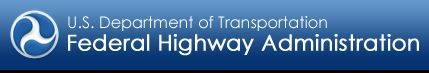 Logo of the U.S. Federal Highway Administration