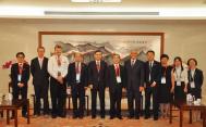 L'AIPCR a participé à la 1e Convention mondiale des transports