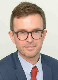 Patrick Malléjacq Secretary General