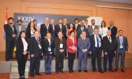 PIARC participó en la XXXIVª reunión de DIRCAIBEA