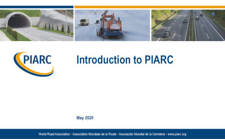 General Introduction to PIARC - World Road Association