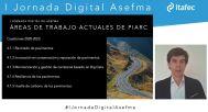 PIARC participó en la 1ª Jornada digital de ASEFMA