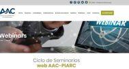 Serie de seminarios web de AAC-PIARC