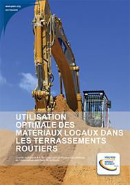 Utilisation optimale des matériaux locaux dans les terrassements routiers