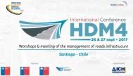 L'AIPCR, HDMGlobal et ICH organisent au Chili la « Conférence internationale HDM-4 : un point de rencontre pour les gestionnaires des infrastructures routières »