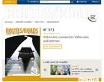 Routes/Roads N° 373 en version électronique