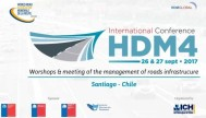 "PIARC, HDMGlobal and ICH organize the ""International Conference on HDM-4: A meeting point for road infrastructure managers"" in Chile"