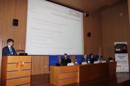 El Director Técnico dePIARC presentó el trabajo de la Asociación sobre Seguridad Vial en Madrid