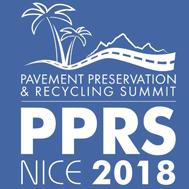 L'AIPCR participera au Sommet mondial de l'entretien routier (PPRS 2018): 26 au 28 mars, Nice (France)