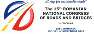 A vos agendas ! 15ème Congrès National Roumain des Routes et des Ponts