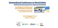PIARC will gather international experts at the International Conference on Road Safety in Lisbon