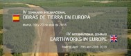 Madrid welcomes international experts for the IV International Seminar on Earthworks in Europe