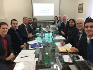 Meeting of the Task Force TF C1 (Infrastructure Security)