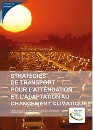 Stratégies de transport pour l'atténuation et l'adaptation au changement climatique