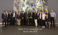 Technical Committee B.1 meeting on road network operations/intelligent transport systems