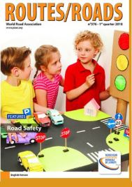 Issue of Routes/Roads magazine No. 376