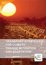Transport Strategies for Climate Change Mitigation and Adaptation