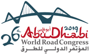 World Road Congress in Abu Dhabi - World Road Association