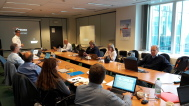 Meeting of PIARC Technical Committee A.3 - Risk Management