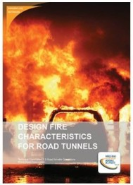 Design fire characteristics for road tunnels