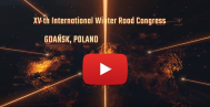 Relive the XVth International Winter Road Congress