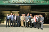 Meeting of PIARC Technical Committee E.3 - Disaster Management
