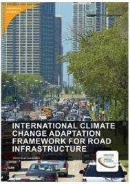 International climate change adaptation framework for road infrastructure