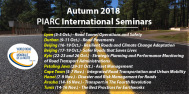 Discover the upcoming seminars organised by PIARC