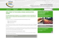 Meeting of the Steering Committee of the PIARC Road Safety Manual (RSM)